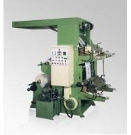 Высокоскоростная двухцветная флексографическая печатная машина