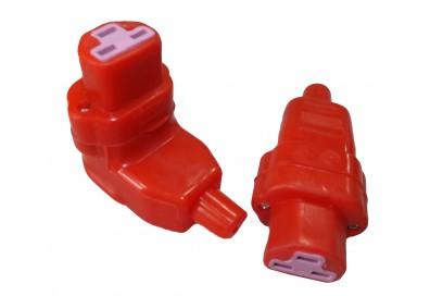 Вилка силиконовая штепсельная  (тип Г3)
