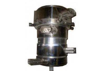 Головка ПНД диаметр 80 с кольцом обдува